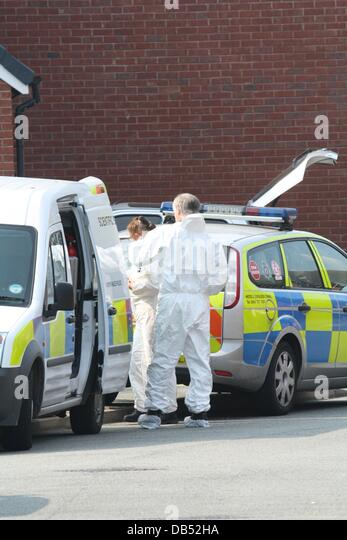 how to carry out forensic investigation