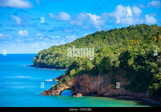 St Lucia Caribbean Sea: St Lucia Vacation Stock Photos & St Lucia Vacation Stock
