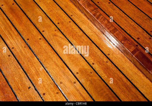 Wood Floor close up shot - Stock-Bilder