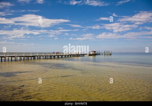 Bokeelia stock photos bokeelia stock images alamy for Bokeelia fishing pier