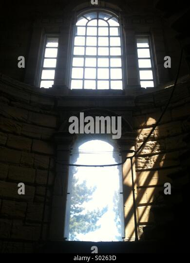 Window shadow - Stock Image