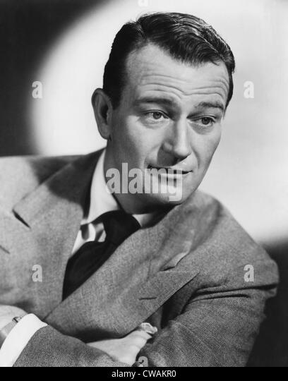John Wayne (1907-1979), American actor, circa 1950. Courtesy: CSU Archives/Everett Collection - Stock-Bilder