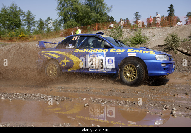 Motor Sport - Stock Image