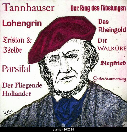 Hey Kids, Meet Richard Wagner   Composer Biography