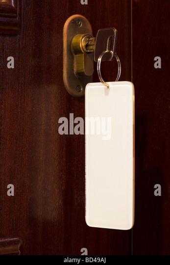 how to open a door fob