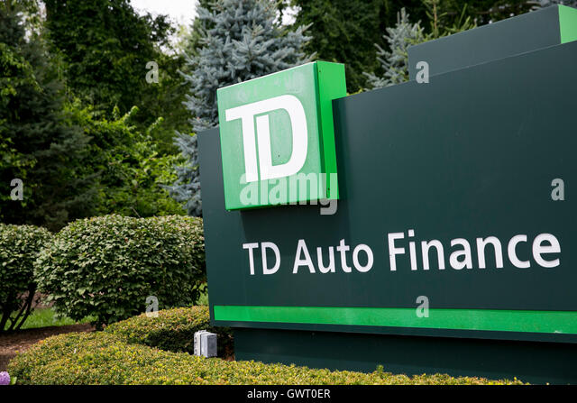 how to get auto finance td bank