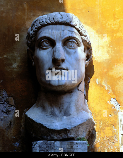 a biography of flavius valerius constantinus the first christian emperor Constantine the great or flavius valerius aurelius constantinus augustus is considered to be the first emperor to adopt christianity as a state religion.