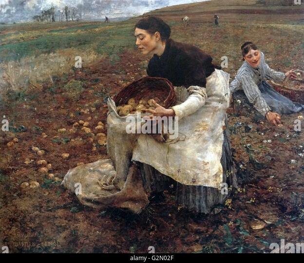 an analysis of the painting joan of arc by jules bastien lepage in 19th century Arguably the most famous actresses of the entire 19th century of joan of arc's called the plein-air movement jules bastien-lepage was.