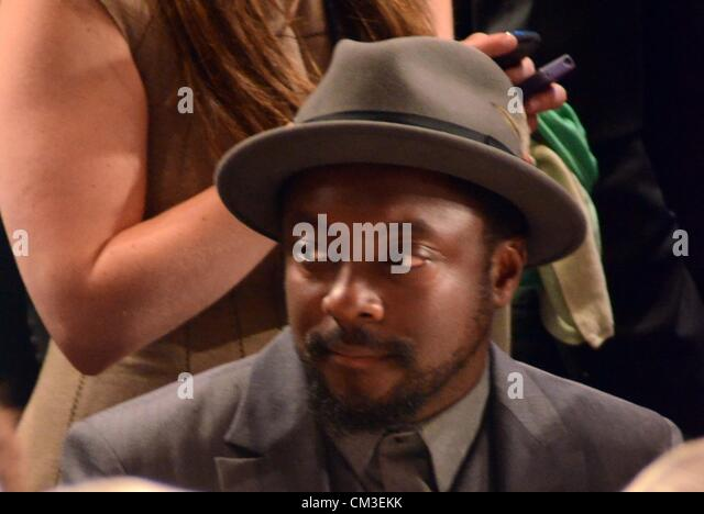 Will.I.Am in attendance Clinton Global Initiative Annual Meeting - TUE Sheraton Hotel New York NY September 25 2012 - Stock Image