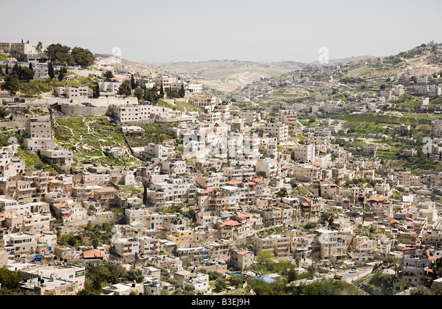 East jerusalem - Stock Image