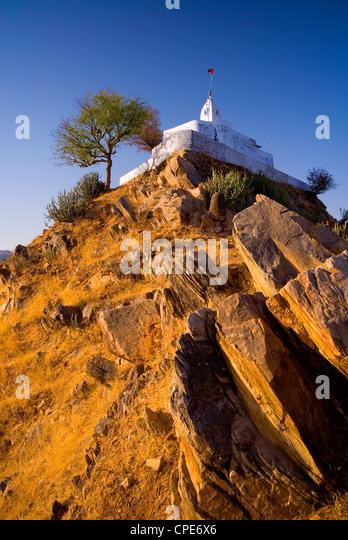 Pap Mochani Temple, Rajasthan, India, Asia - Stock-Bilder