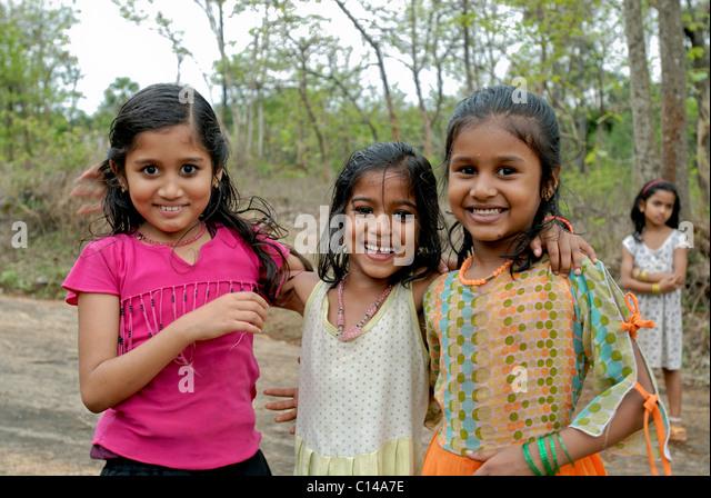 GIRLS - Stock-Bilder