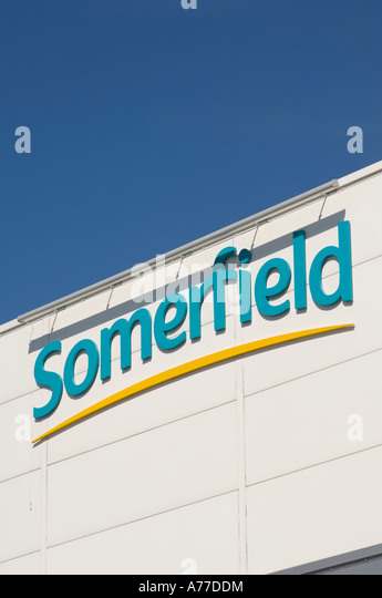 Somerfield Food Store