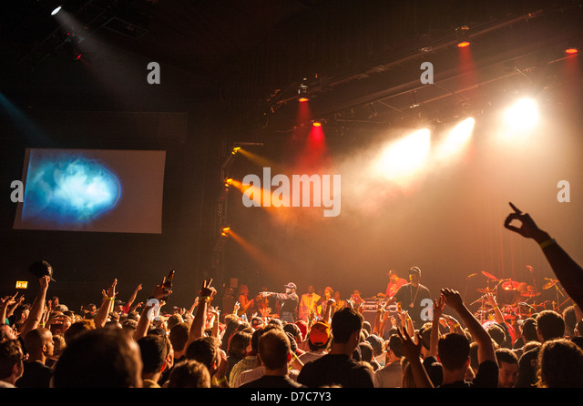 Hip-hop artist Big Boi performing on May 1, 2013 at Park West in Chicago. Credit: Max Herman/Alamy - Stock Image