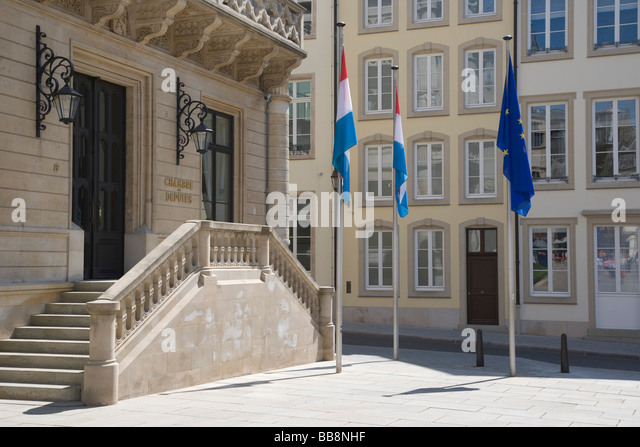 Chambre stock photos chambre stock images alamy for Chambre de commerce du luxembourg
