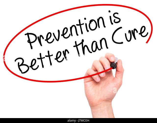 Ielts essay writing prevention is better than cure
