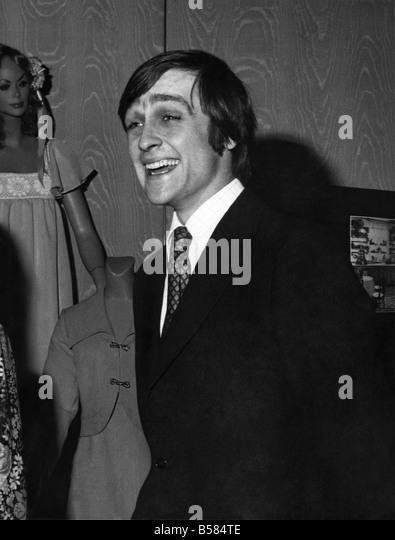 Gerald Cavendish Grosvenor, Duke of Westminster. February 1978 P005494 - Stock Image