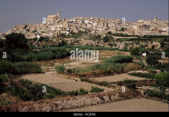 Cehegin village Murcia Spain Europe - Stock Image
