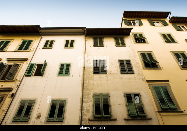Architecture in florence - Stock Image