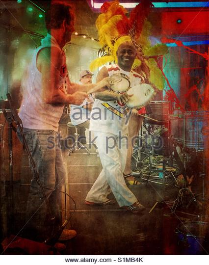 band' - Stock Image