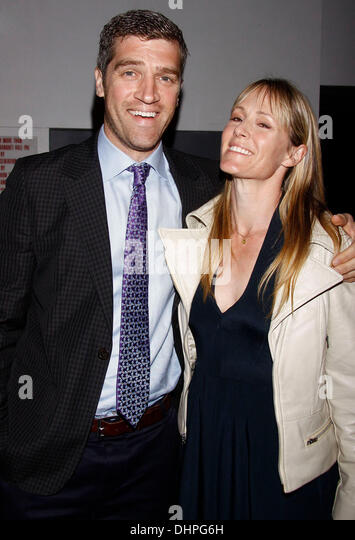 Jeremy Davidson and Mary Stuart Masterson  The 2012 Ensemble Studio Theatre Gala at SIR Stage 37 New York City, - Stock Image