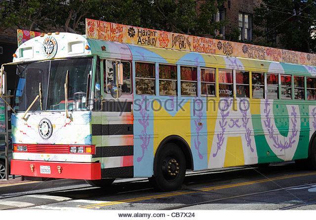 Magic Bus Stock Photos Amp Magic Bus Stock Images Alamy