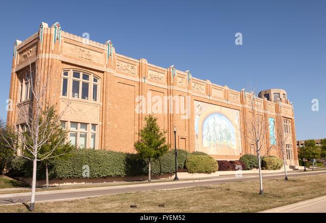 Foyer Museum Usa : Hall of texas history stock photos