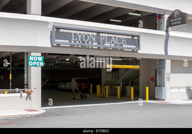 indoor parking garage stock photos indoor parking garage. Black Bedroom Furniture Sets. Home Design Ideas