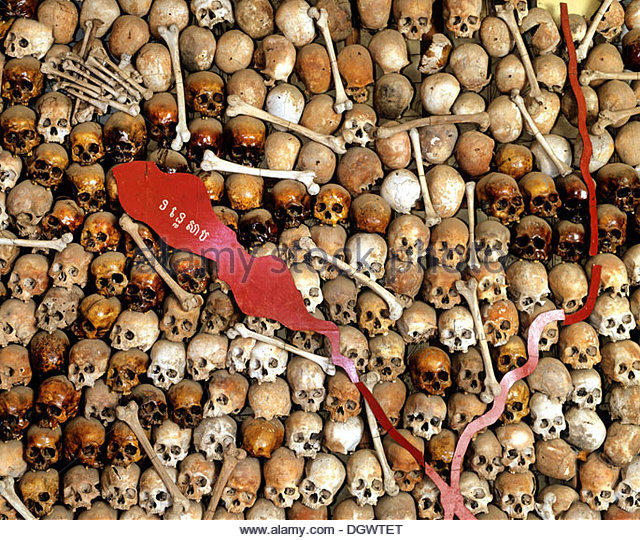 genocide in cambodia made by the khmer rouge and pol pot Francis deron's 'the trial of the khmer rouge'  after all, this tribunal was made  by man, not by god, and k with the knife already stuck in his  at the end of that  same century, the cambodian genocide stands as a most extreme and most  if,  in the long run, the extreme irrationality of the pol pot regime condemned it to.