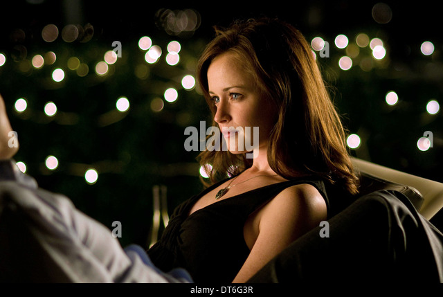 ALEXIS BLEDEL THE GOOD GUY (2009) - Stock Image