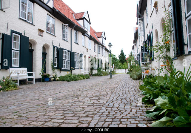 luebeck germany alley stock photos luebeck germany alley stock images alamy. Black Bedroom Furniture Sets. Home Design Ideas