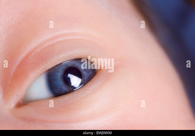0-6 Months Babies Baby Caucasian Caucasians Child Children Close-up Color Colour Contemporary Defenceless - Stock Image