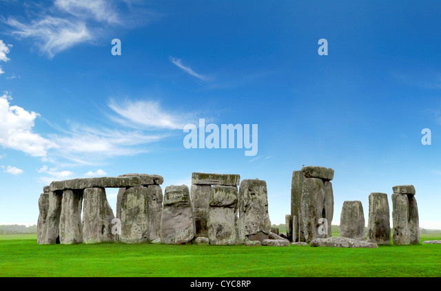 Stonehenge - Stock Image