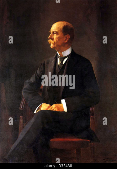 King George I - Stock Image