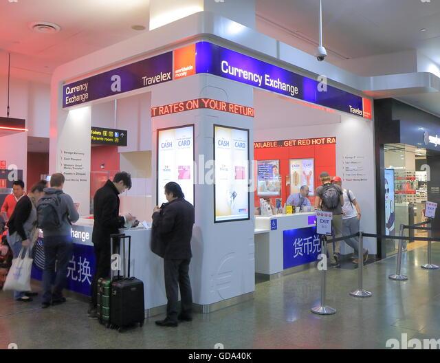 Foreign Money Exchange Melbourne Cbd