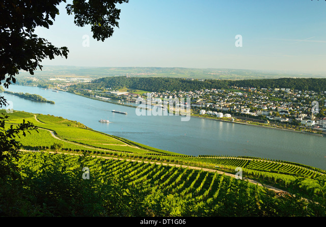 geography travel germany rhineland palatinate bingen stock photos geography travel germany. Black Bedroom Furniture Sets. Home Design Ideas