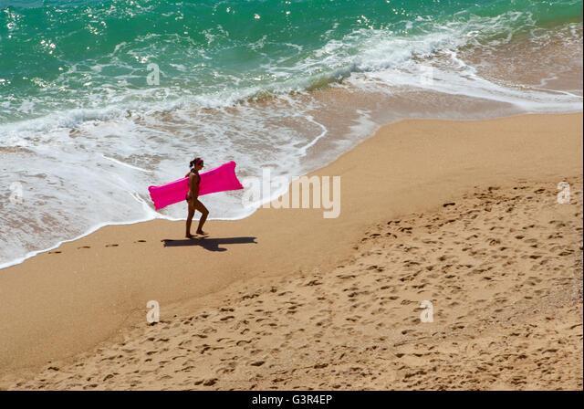 Zahara de las Antunes beach barbate Cadiz Andalucia Costa de la Luz - Stock Image