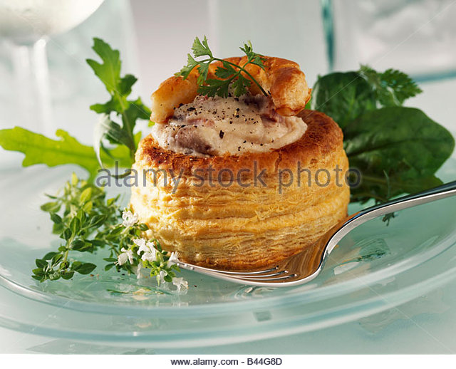 Vol Au Vent Stock Photos & Vol Au Vent Stock Images - Alamy