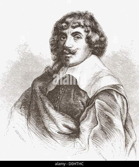 Gerard van Honthorst, 1590-1656. Dutch Golden Age painter. - Stock-Bilder