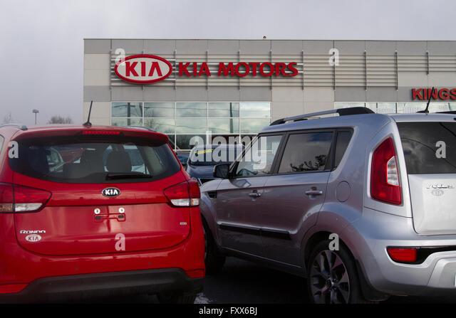 Kia Optima Stock Photos Kia Optima Stock Images Alamy
