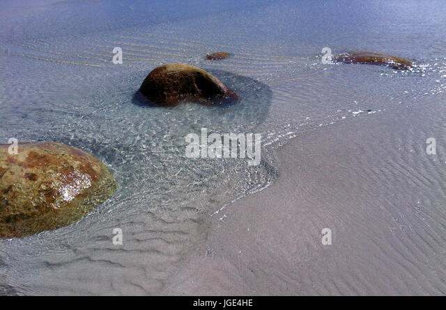 Calm Water - Stock Image