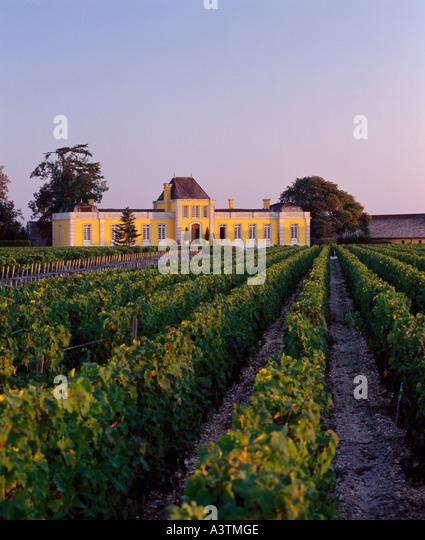 Saint-Estephe (Gironde) France  city photos gallery : Chateau Saint Estephe Medoc Stock Photos & Chateau Saint Estephe Medoc ...