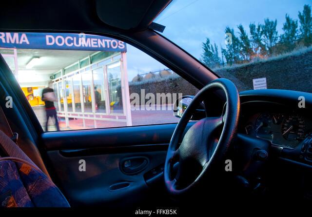 Motor Vehicle Inspection Stock Photos Motor Vehicle Inspection Stock Images Alamy