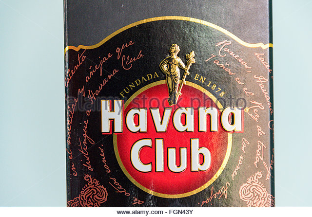 Rum Havana Club Bar Stock Photos & Rum Havana Club Bar Stock Images ...