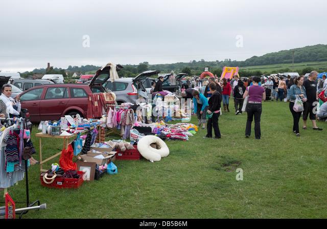 Dauntsey Car Boot Sale Calne