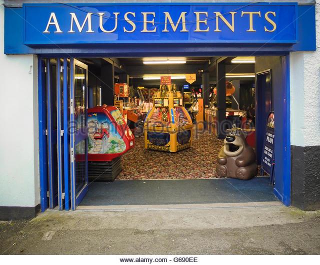 Old Fashioned Arcade Ohio