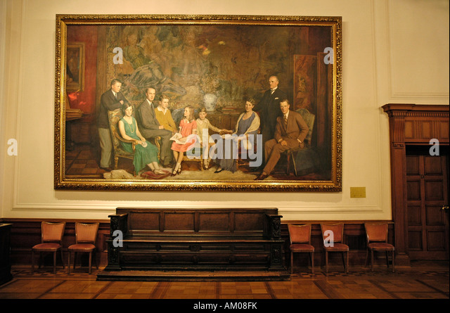 Familienbild stock photos familienbild stock images alamy for Ancient mural villa