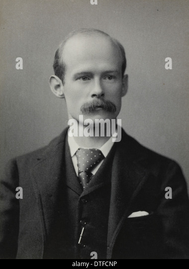Sidney Frederic Harmer (1862-1950) - Stock Image