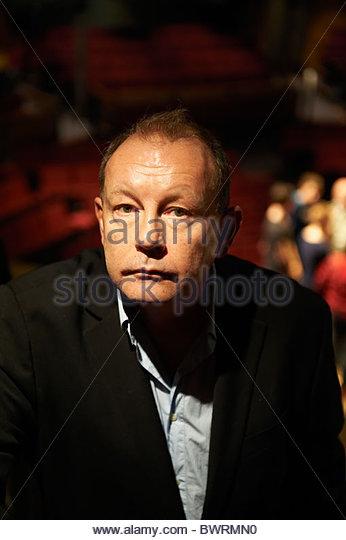Michael Boyd,Artistic Director of The Royal Shakespeare Company - Stock-Bilder