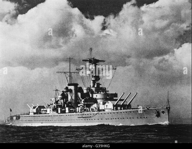 German Battleship Stock Photos & German Battleship Stock ...